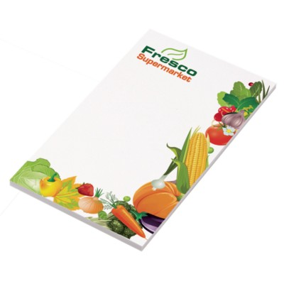 Picture of BIC® 96X152MM 20 SHEET NON-ADHESIVE SCRATCH PAD
