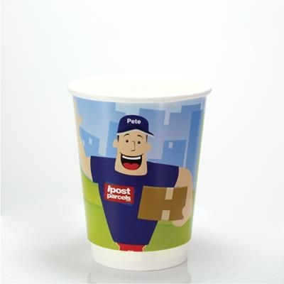 Picture of DOUBLE WALLED PAPER CUP 12OZ-340ML