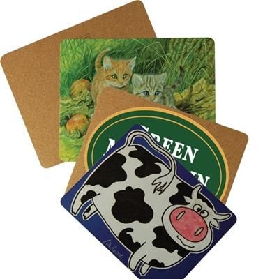 Picture of MELAMINE COASTER RECTANGULAR