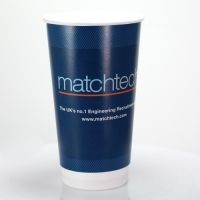 Picture of DOUBLE WALLED PAPER CUP 20OZ-568ML