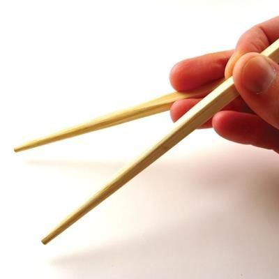 Picture of BAMBOO CHOPSTICKS SET 5 CHARACTER - SLEEVES OPTIONAL