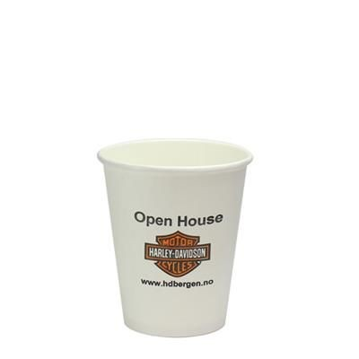 Picture of SINGLED WALLED SIMPLICITY PAPER CUP 8OZ-230ML