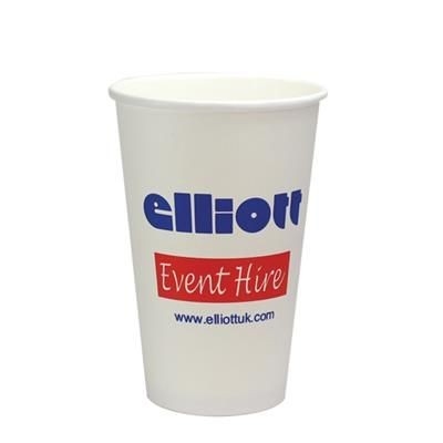 Picture of SINGLED WALLED SIMPLICITY PAPER CUP 16OZ-454ML