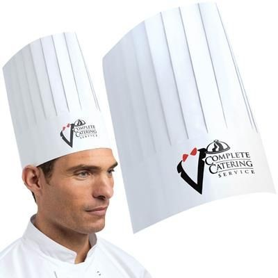 Picture of TALL PAPER CHEF HAT - 11 INCH