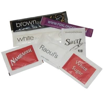 Picture of SUGAR SACHETS 3G LOW QUANTITIES