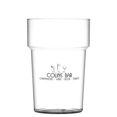 Picture of REUSABLE PLASTIC TUMBLER 568ML-20OZ-PINT - POLYSTYRENE
