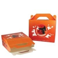 Picture of LARGE PAPER LUNCH BOX