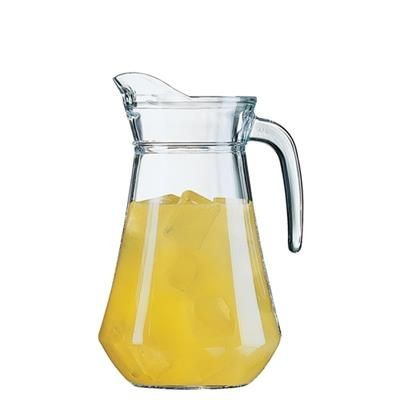 Picture of GLASS CLASSIC JUG 1 LITRE
