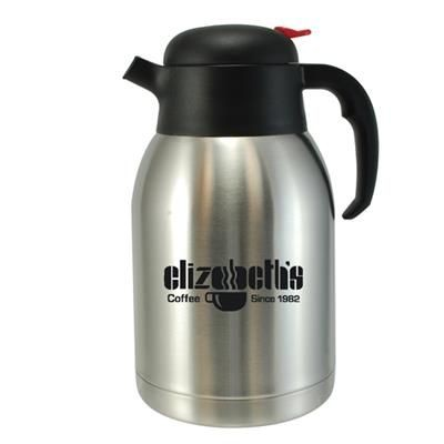 Picture of STAINLESS STEEL METAL CAFE JUG