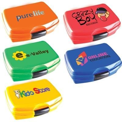 Picture of LUNCH BOX with Clip - Full Colour Iml