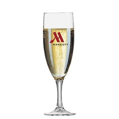 Picture of ELEGANCE FLUTE GLASS 130ML-4