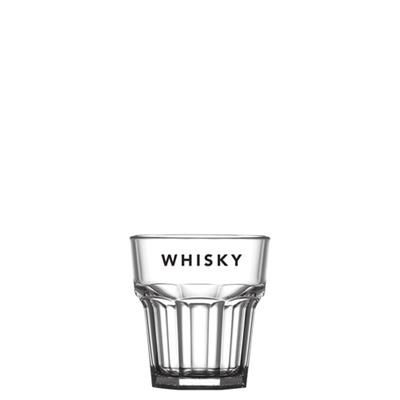 Picture of REUSABLE REMEDY ROCKS GLASS 200ML-7OZ - POLYCARBONATE