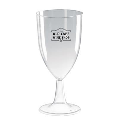 Picture of DISPOSABLE WINE GLASS 215ML