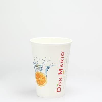 Picture of SINGLED WALLED PAPER CUP - FULL COLOUR 7OZ-200ML