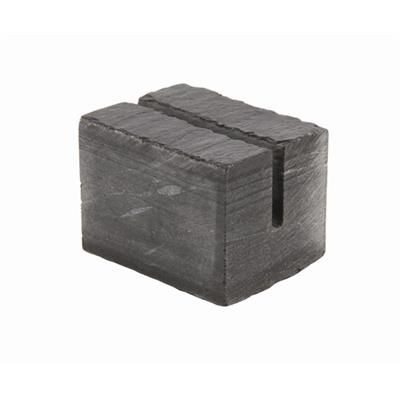 Picture of SLATE CUBE MINI SIGN HOLDER 3X2