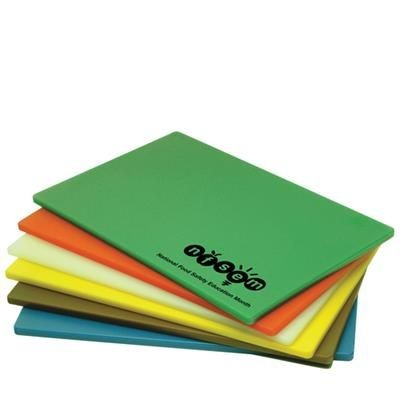 Picture of PLASTIC COLOUR CHOPPING BOARD 450 X 600MM