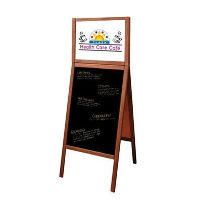 Picture of MENU A-BOARD with Changeable Insert - Small