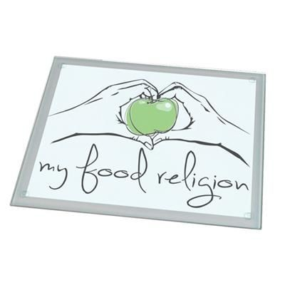 Picture of RECTANGULAR GLASS PLACEMAT 198 X 275CM