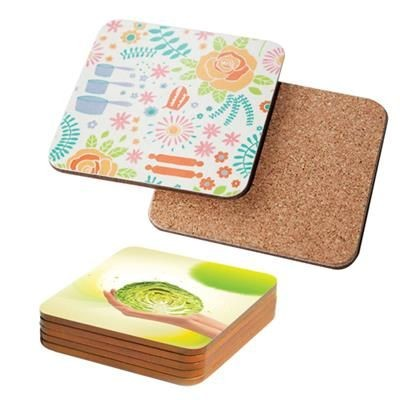 Picture of CORKED BACK PLACEMAT SQUARE