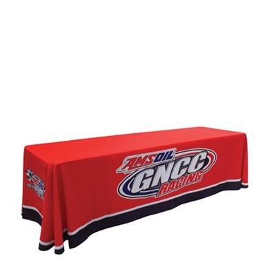 Picture of FULL COLOUR, FULL COVERAGE TABLE CLOTH - 178 X 229CM