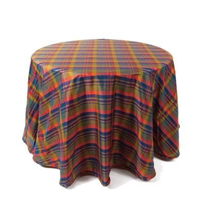 Picture of FULL COLOUR, FULL COVERAGE TABLE CLOTH - 230CM DIAMETER
