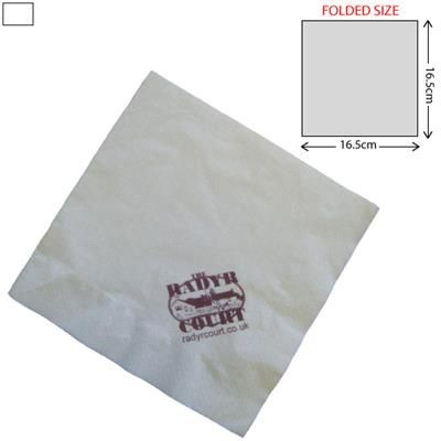 Picture of LUNCH AIRLAID NAPKIN 33X33CM