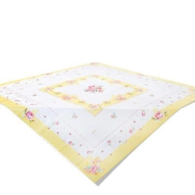 Picture of FULL COLOUR PAPER TABLECOVER 90X90CM