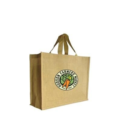 Picture of STANDARD JUTE BAG 420 X 340 + 150MM