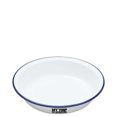Picture of ENAMEL PASTA PLATE 220 X 35MM