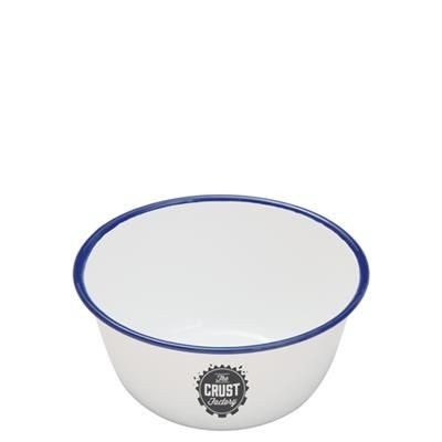 Picture of ENAMEL PUDDING BASIN 140 X 75MM