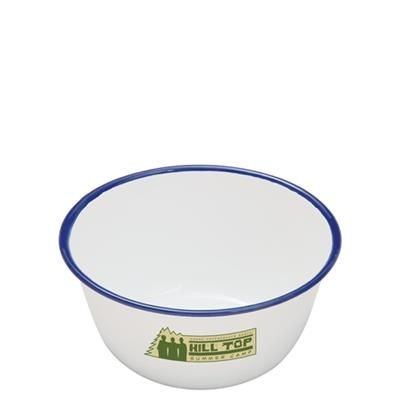 Picture of ENAMEL PUDDING BASIN 160 X 85MM