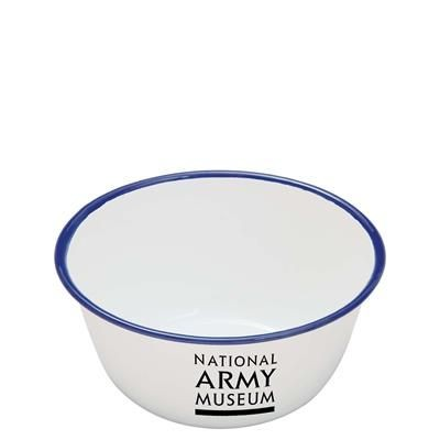 Picture of ENAMEL PUDDING BASIN 180 X 90MM