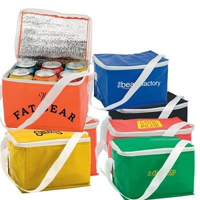 Picture of PVC 6 CAN COOL BAG