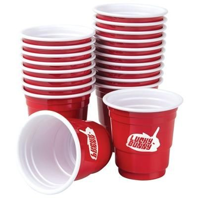 Picture of AMERICAN STYLE PARTY CUP 60ML-2OZ
