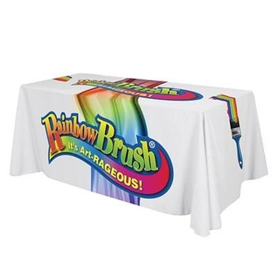 Picture of FULL COLOUR, FULL COVERAGE TABLE CLOTH - 229 X 366CM