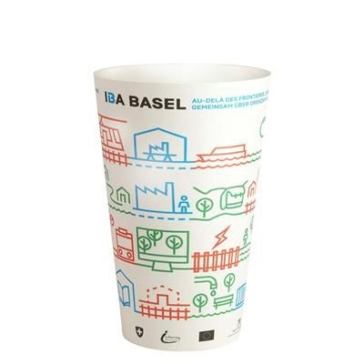 Picture of PLASTIC FESTIVAL CUP - 330ML
