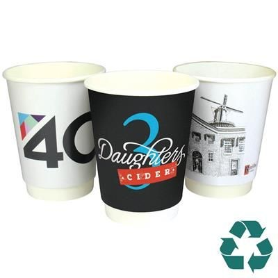 Picture of RECYCLABLE DOUBLE WALL PAPER CUP