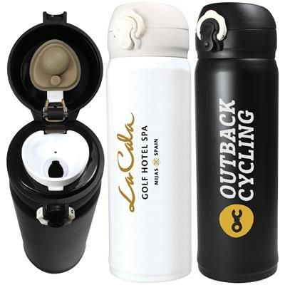 Picture of THERMIC VACUUM STEEL FLASK 480ML