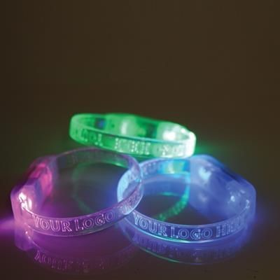 Picture of LED WRIST BAND BRACELET