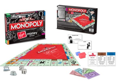 Picture of BESPOKE MONOPOLY BOARD GAME