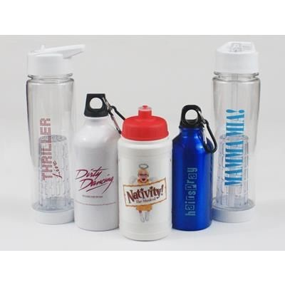 Picture of PRINTED WATER BOTTLE