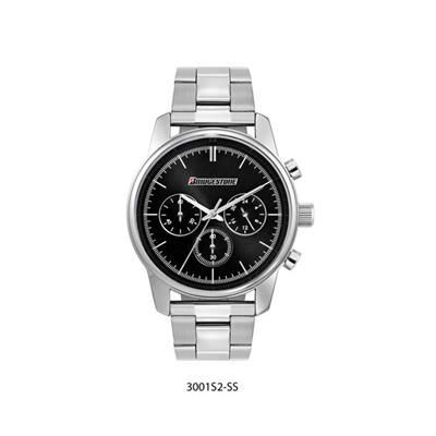 Picture of STAINLESS STEEL METAL UNISEX WATCH