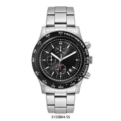 Picture of UNISEX STAINLESS STEEL METAL BAND WATCH