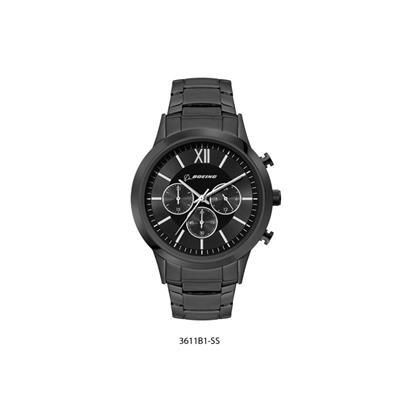 Picture of CHRONOGRAPH IONIC BLACK GENTS WATCH