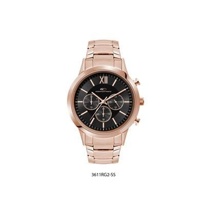 Picture of CHRONOGRAPH MIYOTA JS20 WATCH in Black