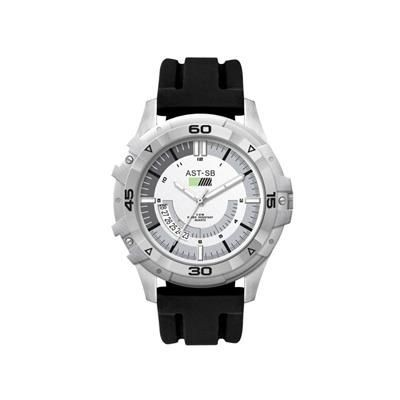 Picture of SPORTS WATCH with Silicon Strap in Black