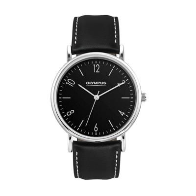 Picture of UNISEX BLACK DIAL WATCH