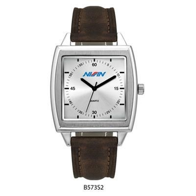 Picture of UNISEX SILVER DIAL WATCH