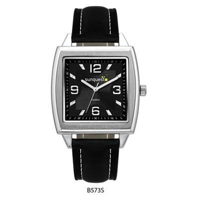 Picture of UNISEX 2 TONE DIAL WATCH