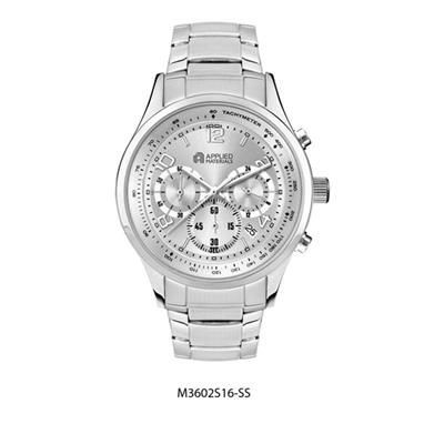 Picture of CHRONOGRAPH STAINLESS STEEL METAL GENTS WATCH